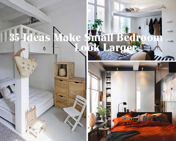 1000+ Ideas About Small Bedroom Inspiration On Pinterest