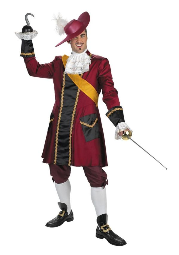 17 Best ideas about Captain Hook Costume on Pinterest