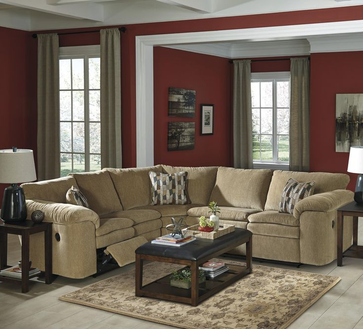leather sofa phoenix arizona mainstays tufted futon bed red 1000+ ideas about reclining sectional on pinterest ...