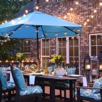 25+ best ideas about Patio string lights on Pinterest ...