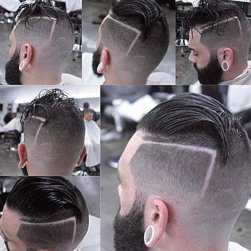 17 Best Images About Hair Designs For Men On Pinterest