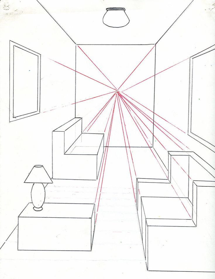 68 best images about Two Point Perspective on Pinterest