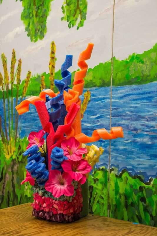 Coral Reef For Little Mermaid Jr Little Mermaid Jr