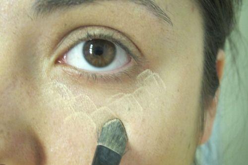best concealer techniques for dark circles
