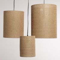 1000+ ideas about Burlap Lamp Shades on Pinterest ...