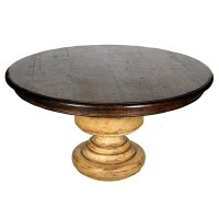 French Country Pedestal Table | kitchen | Pinterest ...
