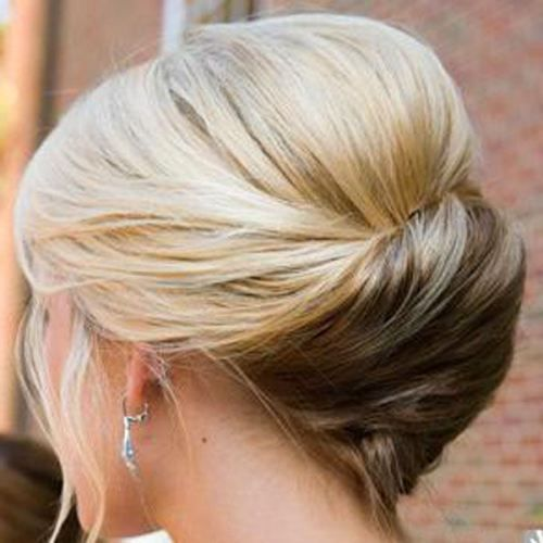 25 Best Ideas About Fine Hair Updo On Pinterest Updos For Fine