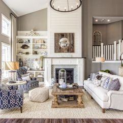 How To Fix A Sofa Spring Leather Sling Best 25+ Two Story Fireplace Ideas On Pinterest | Large ...