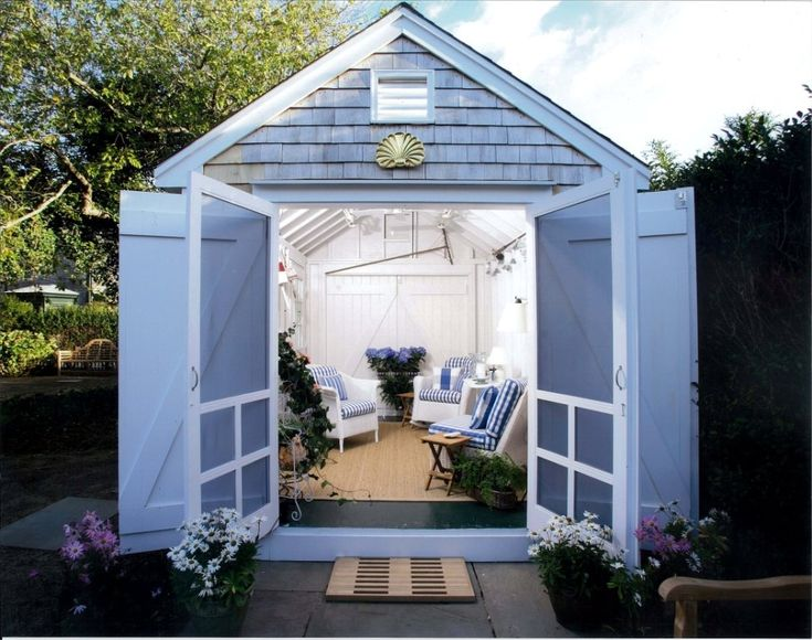 29 Best Images About Garden Room On Pinterest Gardens Railway