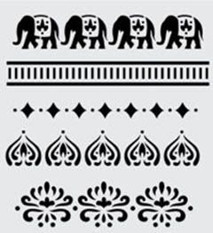 25 best images about Stencils & Stamp on Pinterest