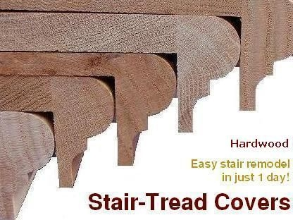 Retrofit Stair Treads On Sale Hardwood Stair Treads Clear Walnut | Installing Oak Stair Treads | Carpet | Anti Slip Stair | Wood Flooring | Laminate Flooring | Risers