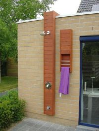 17+ best ideas about Pool Shower on Pinterest