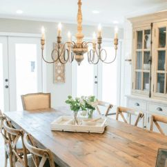 Black Cross Back Dining Chairs Bistro Fixer Upper Lights Inspired By Joanna Gaines | Built Ins, The Originals And Tables
