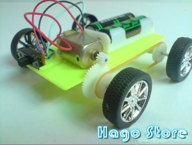 Remote Controlled Dc Motor For Toy Car Circuit Diagram Electronics