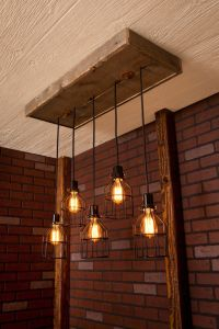 25+ Best Ideas about Industrial Lighting on Pinterest
