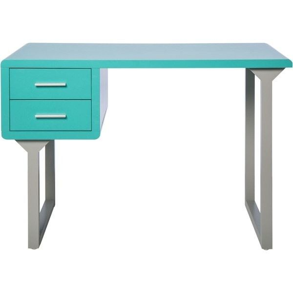 17 Best ideas about Turquoise Desk on Pinterest  Cool