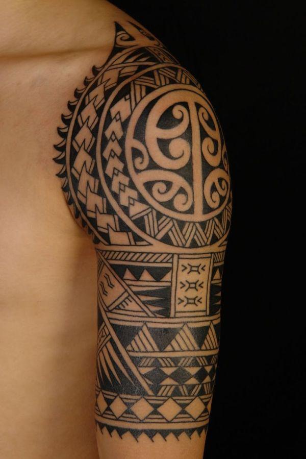 american samoan forearm tattoos