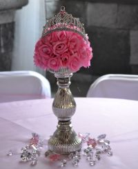 17 Best ideas about Princess Party Centerpieces on ...