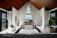 17 Best images about Angled Window Treatments on Pinterest ...