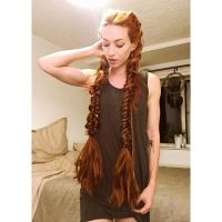 Best 25+ Viking braids ideas on Pinterest
