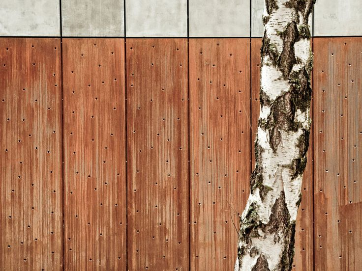 corten steel   architecturesss  Pinterest  Museums