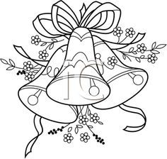 17 Best images about Coloring: Bells on Pinterest