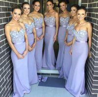 25+ Best Ideas about Lavender Bridesmaid Dresses on ...