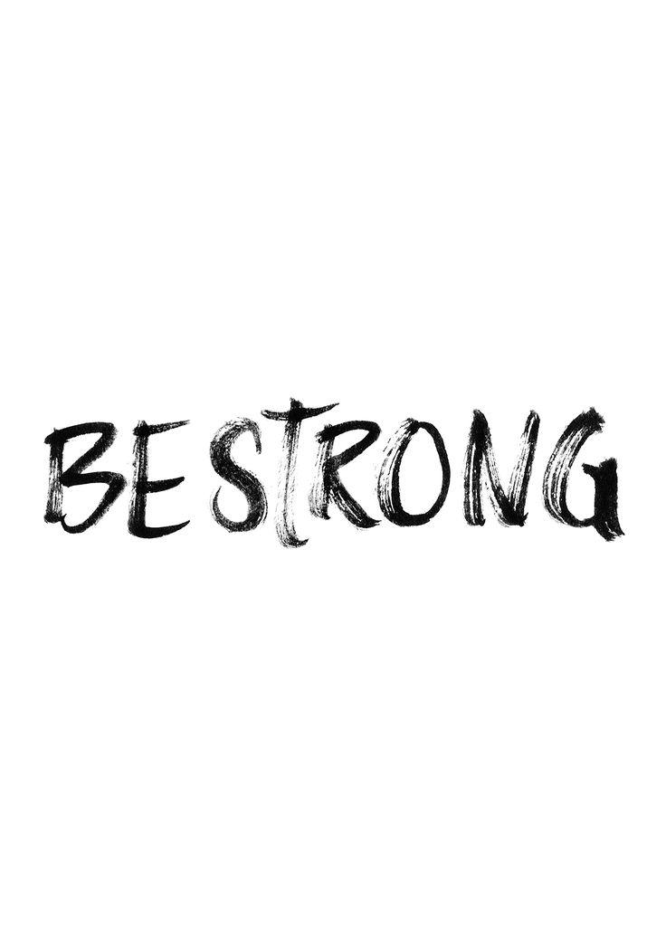 Best 20+ Be strong ideas on Pinterest