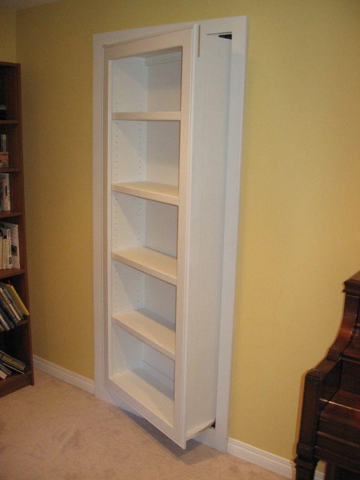Best 20+ Bookcase door ideas on Pinterest