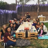 25+ best ideas about Backyard bonfire party on Pinterest ...