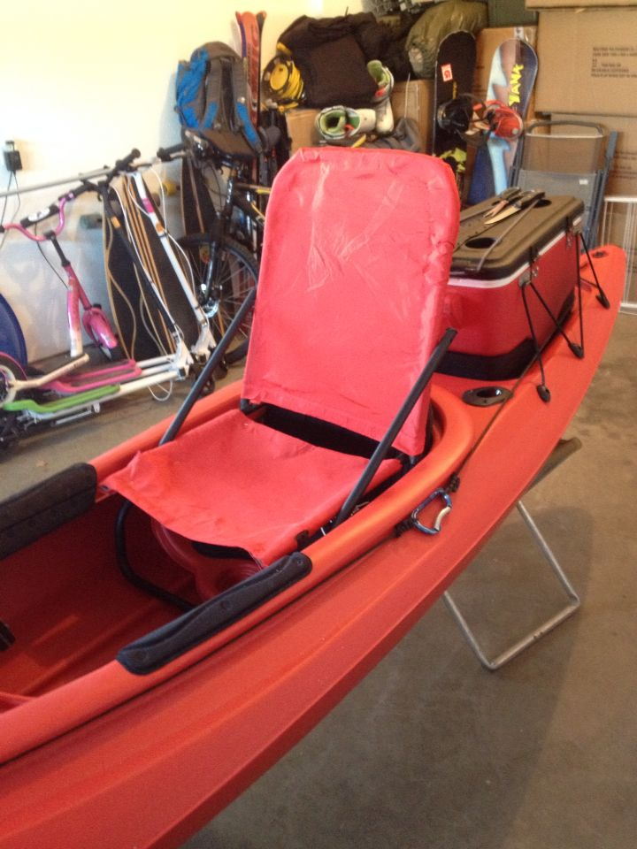 17 Best images about Sit in kayak DIY high seat Made