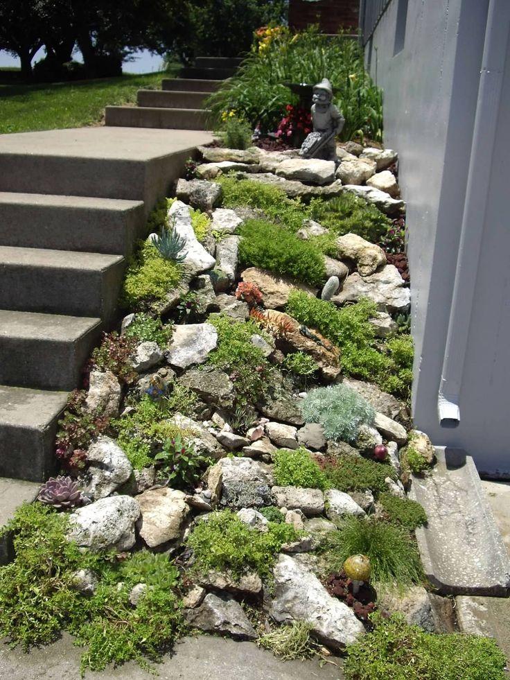 25 Best Ideas About Rockery Garden On Pinterest Succulent Rock