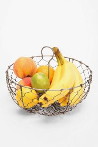 1000+ ideas about Wire Fruit Basket on Pinterest | Wire ...