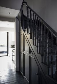 17 Best ideas about Black Staircase on Pinterest   Black ...