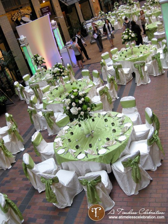 wedding chair covers montreal indoor cushions canada 17 best images about green reception on pinterest | emerald green, diy dress and overlays