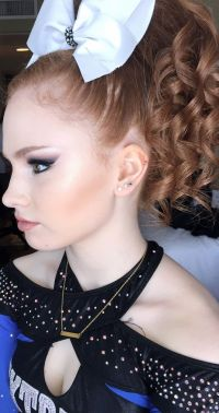 25+ best ideas about Cheerleading makeup on Pinterest ...