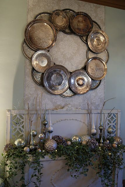 1000 Ideas About Silver Platters On Pinterest Silver