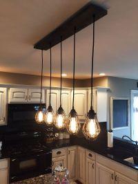 Best 25+ Rustic kitchen lighting ideas on Pinterest