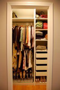 Spacious Closet Organization Ideas Using Walk-in Design ...