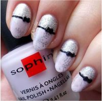 1000+ ideas about Bow Tie Nails on Pinterest | Diy nail ...