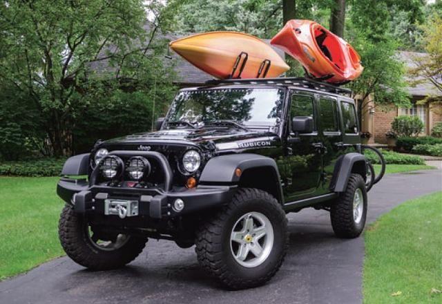 Jeeps Kayaks Jeep Kayak Rack Jeep Wrangler Unlimited