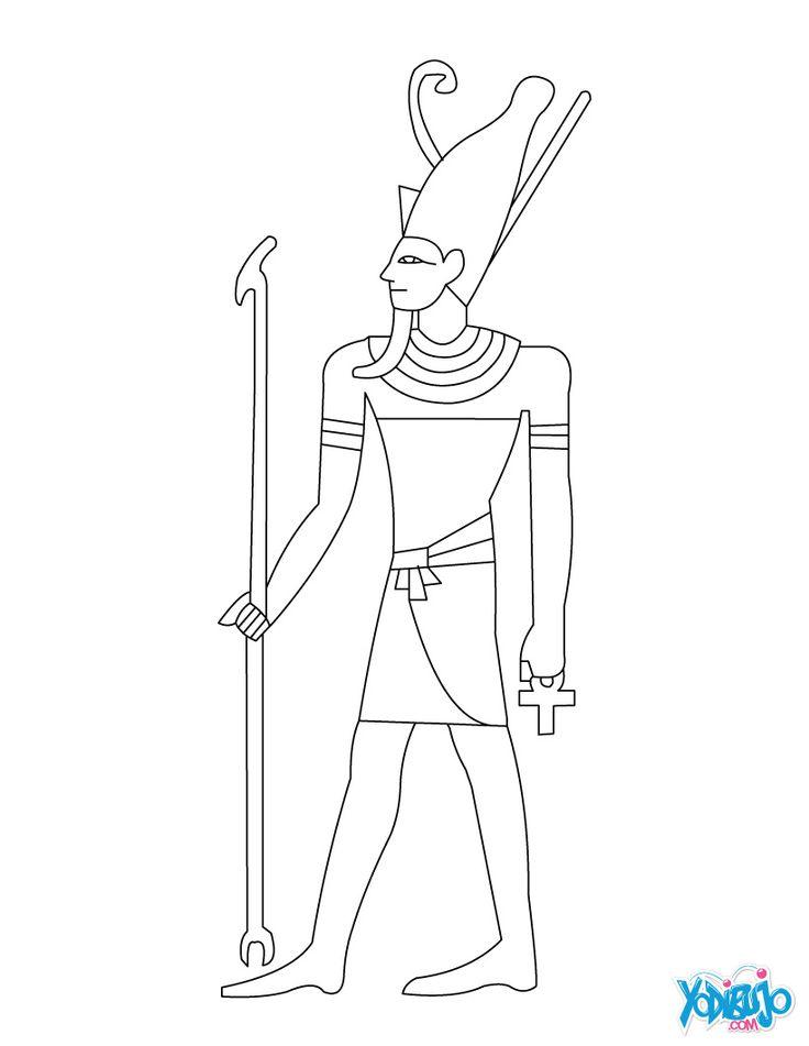 48 best images about representaciones egipcias on