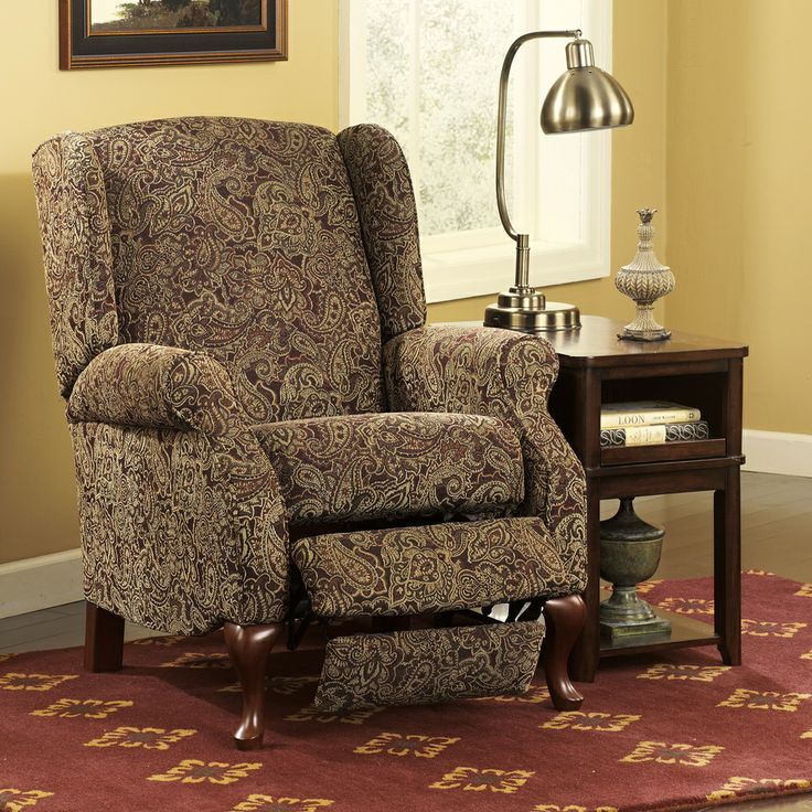 Paisley print Recliners and Paisley on Pinterest