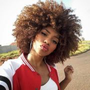 ideas afro hairstyles