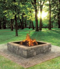 25+ best ideas about Rustic Fire Pits on Pinterest ...