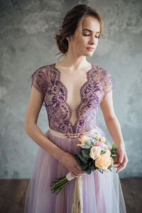 25+ Best Ideas about Lilac Wedding Dresses on Pinterest ...