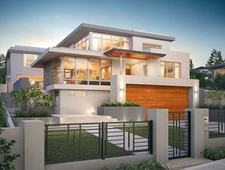 25 Best Ideas About Contemporary House Designs On Pinterest