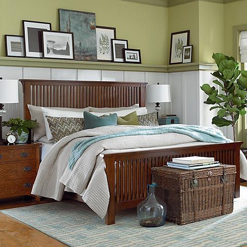 141 best images about craftsman: bedroom on Pinterest