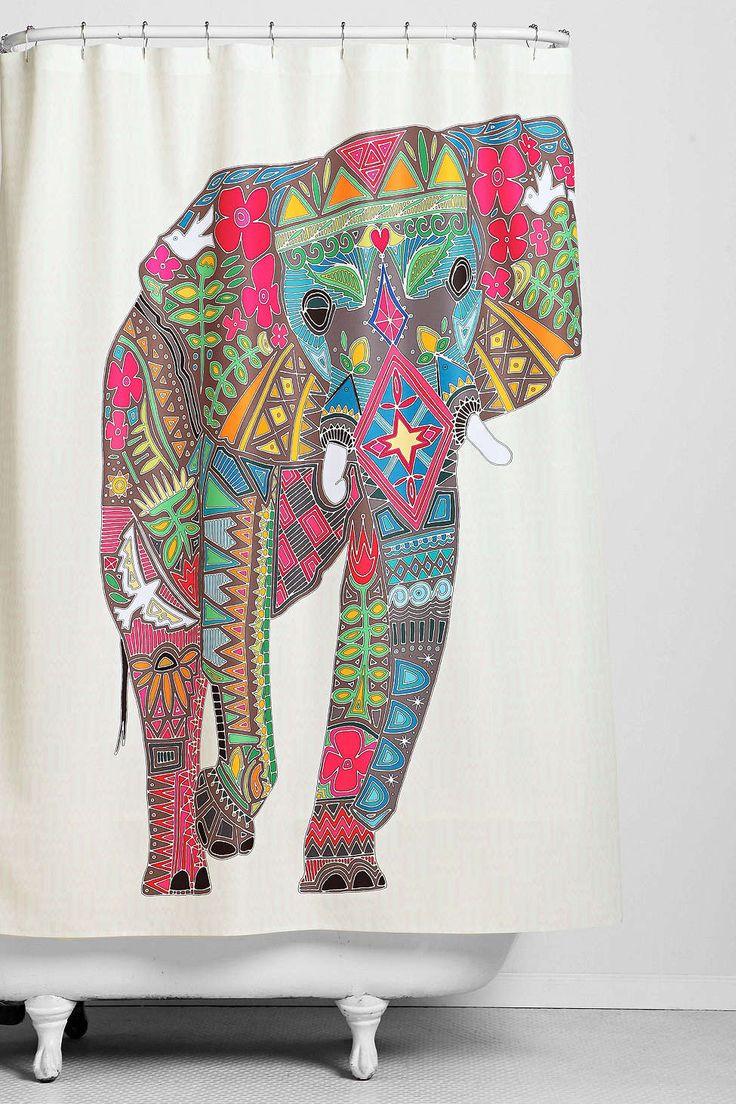 25 Best Ideas About Elephant Shower Curtains On Pinterest Elephant Duvet Cover Navy Blue