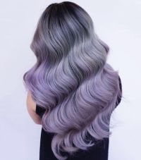 78 best images about Silver Gray Charcoal Granny Hair ...